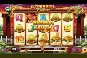 Dragon Palace Slot Big Win