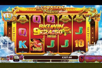 Dragon Palace Slot Free Spins
