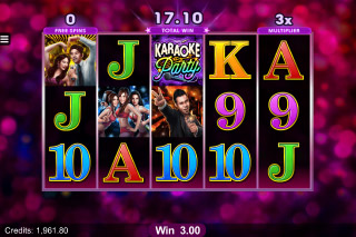 Karaoke Party Slot Free Spins