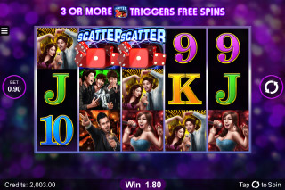 Karaoke Party Slot Scatters