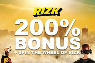 Get 200% Bonus At Rizk Casino Online