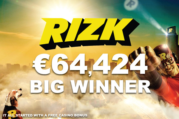 Rizk Casino Bonus Big Winner