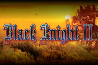Black Knight 2 Slot Logo