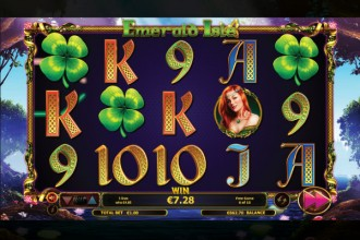 Emerald Isle Slot Free Spins