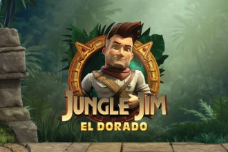 Jungle Jim El Dorado Slot Logo