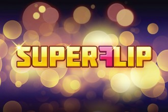 Super Flip Slot Logo