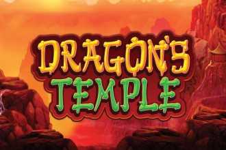 Dragons Temple Slot Logo