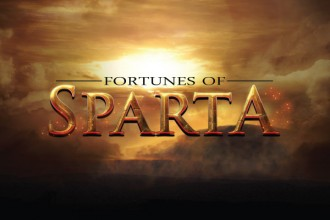 Fortunes Of Sparta Slot Logo