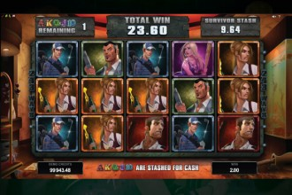 Lost Vegas Slot Free Spins Survivors