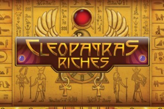 Cleopatras Riches Slot Logo