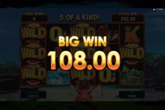 Dragonz Slot Flint Free Spins Big Win