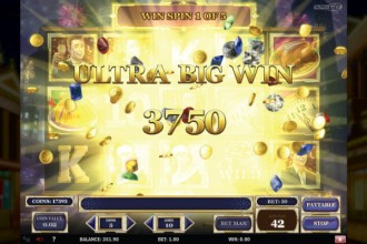 Holiday Season Slot Ultra Big Win