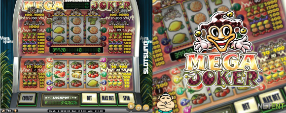 Mega Joker Online Slot game