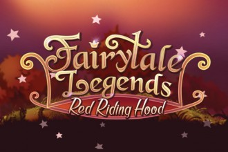 Fairytale Legends Red Riding Hood Slot Logo