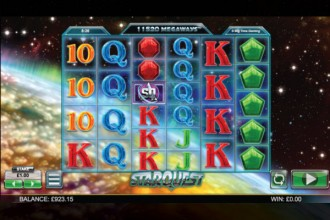 Star Quest Slot Game Online