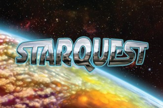 Star Quest Slot Logo