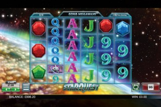 Star Quest Slot Reels