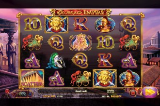 Glorious Empire Online Slot Game