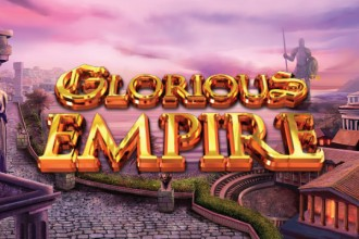 Glorious Empire Slot Logo