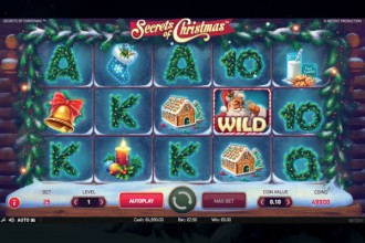 Secrets Of Christmas Slot Online Slot
