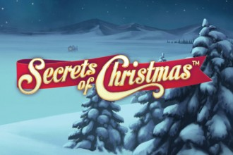 Secrets Of Christmas Slot Logo