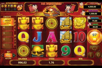 88 Fortunes Online Slot Game