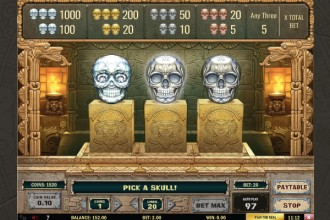 Aztec Princess Online Slot Bonus Game
