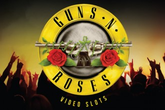 Guns N Roses Slot Logo