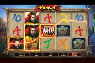 Huangdi Online Slot Game