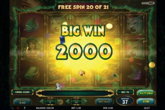 Jade Magician Slot Big Win