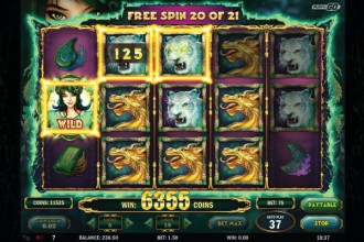 Jade Magician Online Slot Free Spins