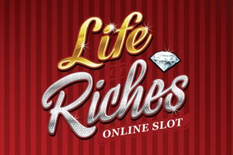 Life Of Riches Slot Logo