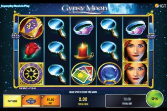Gypsy Moon Slot Machine Online