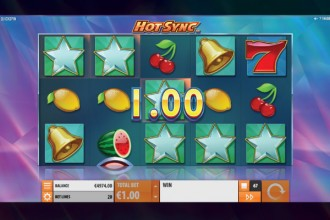 Hot Sync Slot Machine
