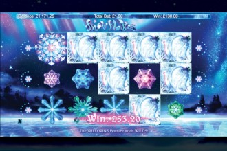 Snowflakes Slot Machine Free Spins