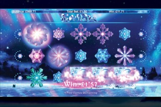 Snowflakes Online Slot Free Games