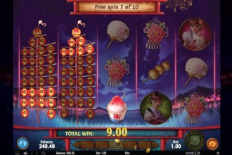 Matsuri Slot Free Spins With Wilds