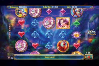Xing Guardian Online Slot Machine