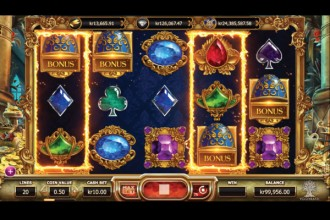Empire Fortune Slot Bonus Trigger