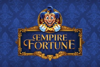 Empire Fortune Jackpot Slot Logo
