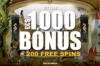 New Casino Cruise Welcome Bonus Offer