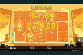 Barber Shop Uncut Slot Free Spins Big Win