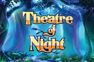 Theatre Of Night Slot Logo