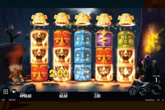 Turning Totems Slot Free Spins Thunder Reels