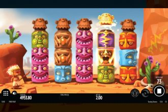 Turning Totems Slot Machine Online