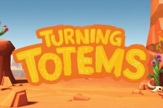 Turning Totems Slot Logo