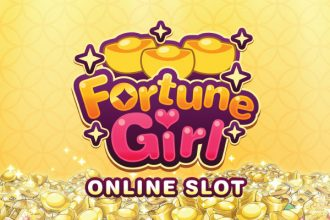 Fortune Girl Slot Logo