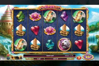 Shangri La Slot Machine Online