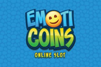 Microgaming EmotiCoins Slot Logo