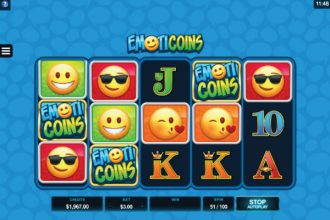 EmotiCoins Slot Machine Online